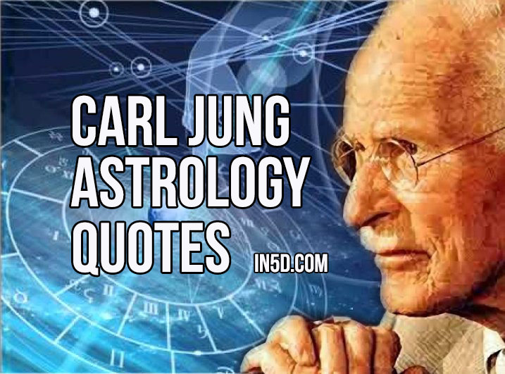 Carl Jung Astrology Quotes
