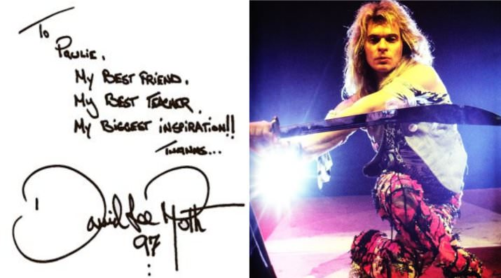 David Lee Roth, the lead singer of Van Halen, received private Yin Yoga instructions from Master Zink over the course of 20 years.  Some of these choreographed techniques and moves can be seen in various Van Halen videos throughout the years.