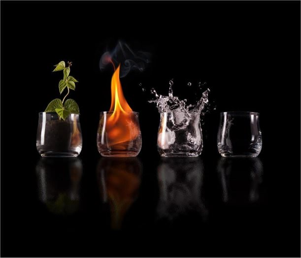 How To Honor the Elements Of Water, Fire, Air, And Earth in5d