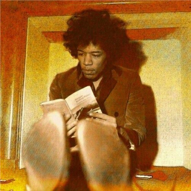 Through his music and lyrics, one can see the spiritual side of legend Jimi Hendrix.  in5d.com