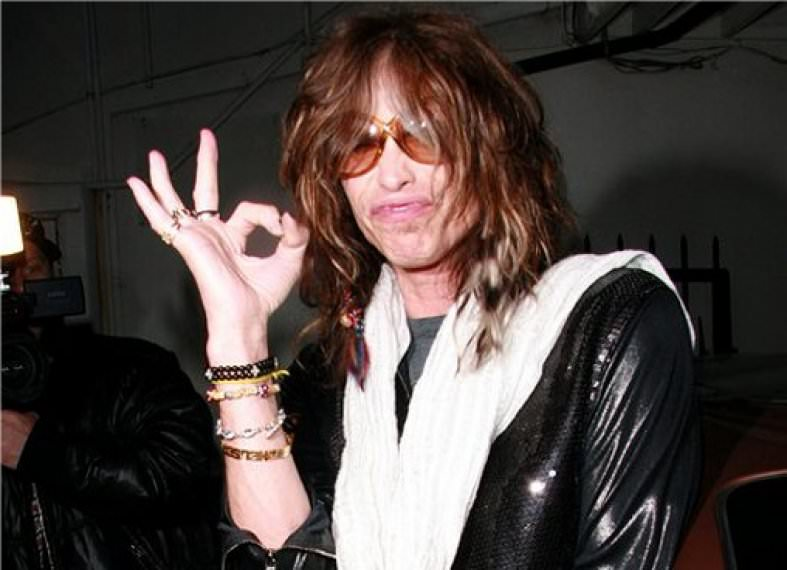 Aerosmith's lead singer Steven Tyler is a self-proclaimed practitioner of Crowley Magick.   in5d.com