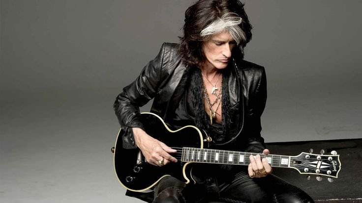 Aerosmith's lead guitarist, Joe Perry, once experienced an unidentified flying object.  in5d.com