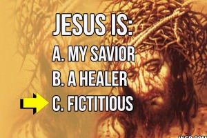 The Fictitious Jesus
