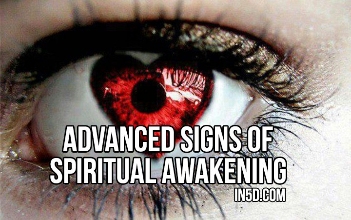 Advanced Signs Of Spiritual Awakening  in5d