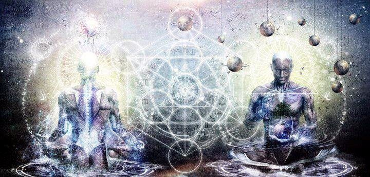 Mastering Alchemy - Sacred Geometry Energy Meditation