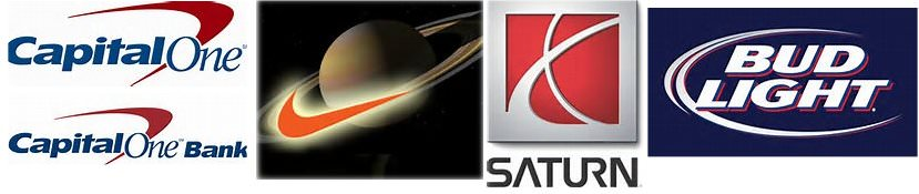 We unknowingly see and use symbols of Saturn in our every day lives: