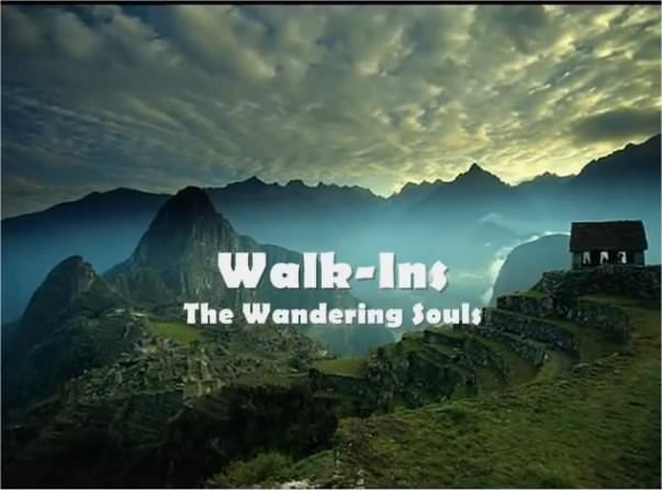 Walk-Ins: The Wandering Souls in5d walk in souls