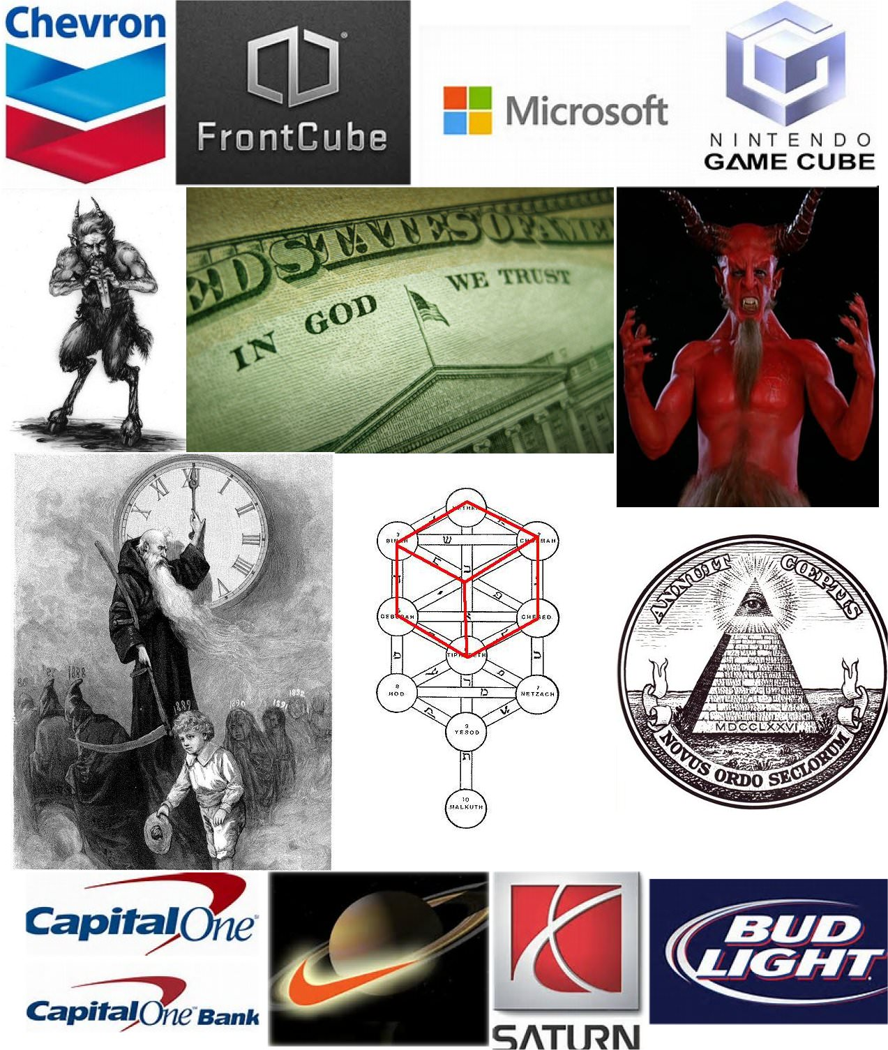 Image result for Saturn cult symbols