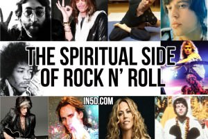 The Spiritual Side Of Rock n' Roll