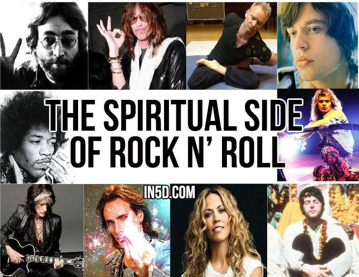 The Spiritual Side Of Rock n' Roll