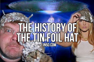 The History Of The Tin Foil Hat