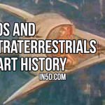 UFOs and Extraterrestrials in Art History