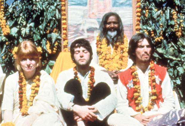 "The Beatles Paul McCartney has been meditating for over 40 years. He met the founder of Transcendental Meditation, Marishi Mahesh Yogi, at a talk at the London Hilton in the August of 1967. ""I was personally not in a good place. I think I was just overdoing it in the 60's, so I was just not very centered. And I was looking for something,"" McCartney has said. He's described meditation as a rewarding ""system of relaxation."" The Beatles traveled to Rishikesh, India to learn from the great guru and spent their free time writing songs—many of which ended up in ""The White Album."" in5d.com"