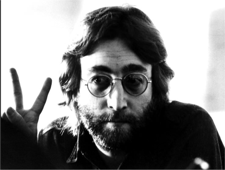 The Beatles John Lennon could have written a book on spirituality solely based on his many quotes: www.in5d.com