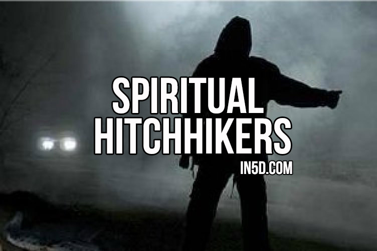 How To Identify And Clear Spiritual Hitchhikers