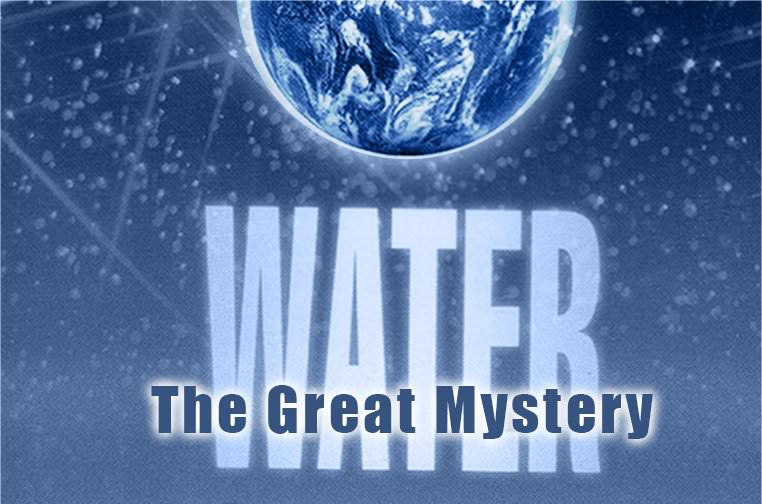 Water -The Great Mystery in5d in 5d