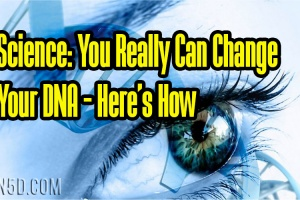 Science: You Really Can Change Your DNA – Here's How