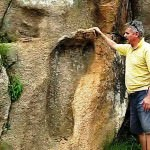 200 Million Year Old Giant Foot Print Found In South Africa