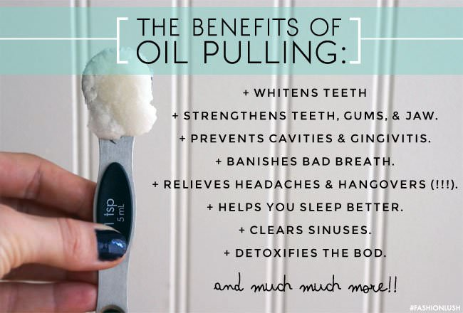 Ancient Ayurvedic health practitioners believed that oil pulling could reduce more than just diseases of the mouth and throat. Today, many holistic practitioners tout its use for a variety of health concerns. in5d