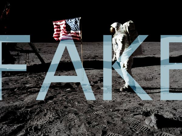 Moon Landing Hoax Uncovered! in5d in 5d