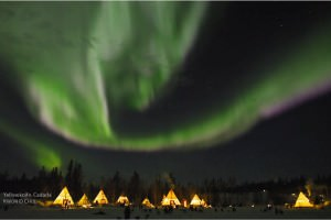 This is What The Aurora Borealis Looks Like in Real Time