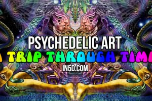 Psychedelic Art – A Trip Through Time
