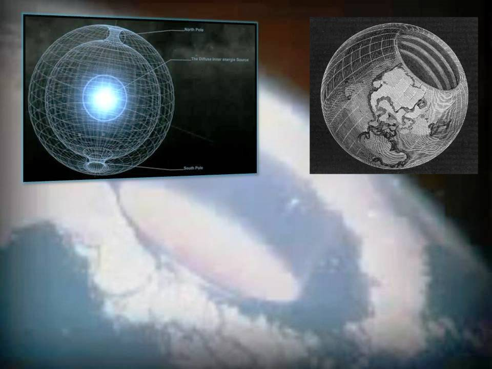 Agartha - The Hollow Inner Earth in5d in 5d