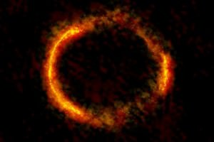 Is This Nibiru, A Galactic Ring Of Fire,  An Ouroboros, A Portal, Or Something Else?
