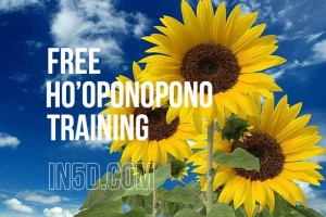 Free Ho'oponopono Training – Learn How Here!