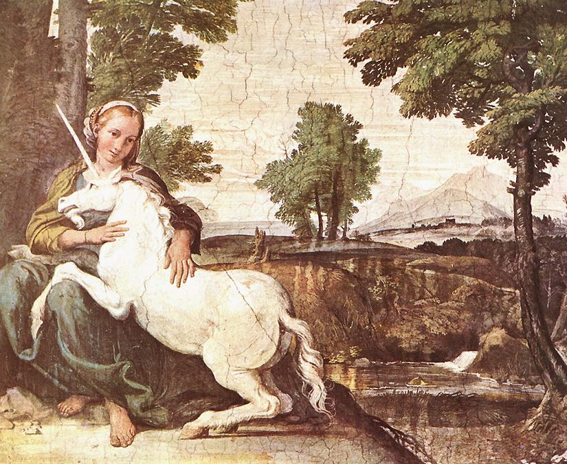 symbolism of the unicorn in the The unicorn in the garden symbolism text analysis j thurber the unicorn in the garden the unicorn in the garden is a story written by the american cartoonist, author and journalist james thurber.
