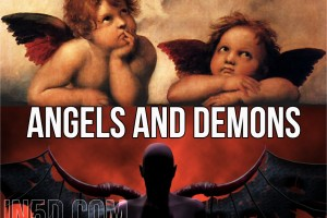 Graham Hancock and Lorna Byrne: Angels & Demons