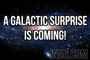 A Galactic Surprise Is Coming!