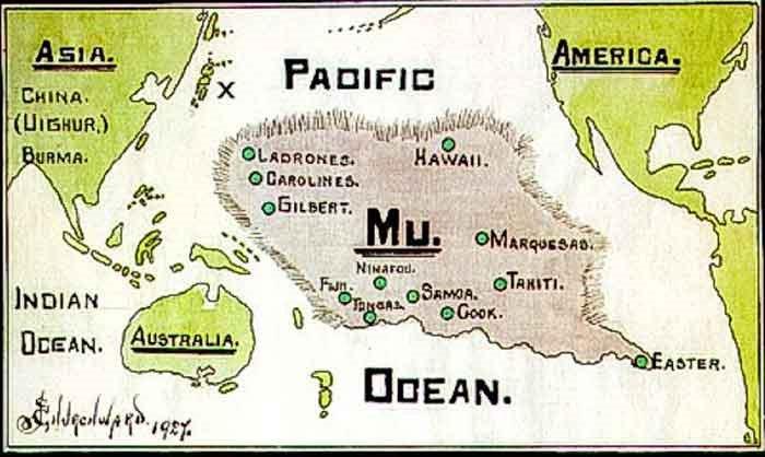 The Hidden History Of Lemuria