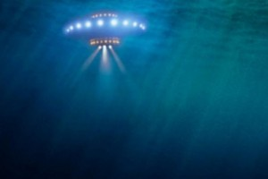 Russian Navy UFO Records Say Aliens Love Oceans