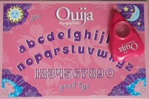 Pink Ouija Board Being Marketed To 8 Year Old Girls