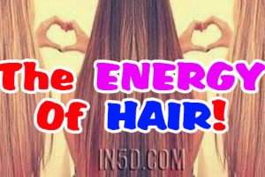 The ENERGY Of HAIR!