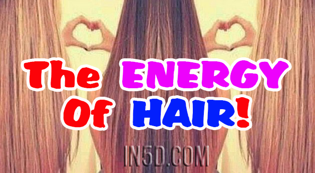 The ENERGY Of HAIR!