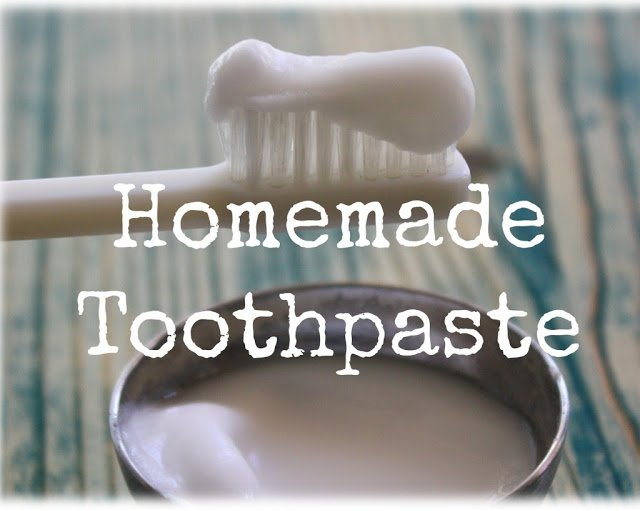 How To Make Your Own Toothpaste And Other Oral Care Products