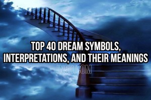 Top 40 Dream Symbols, Interpretations, And Their Metaphysical Meanings