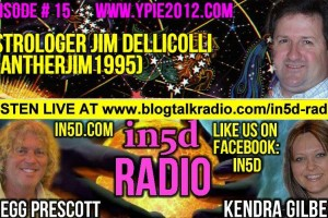 In5D Radio – Astrologer Jim Dellicolli – Ep. #15