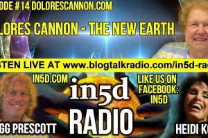 In5D Radio Dolores Cannon – The New Earth Episode 14