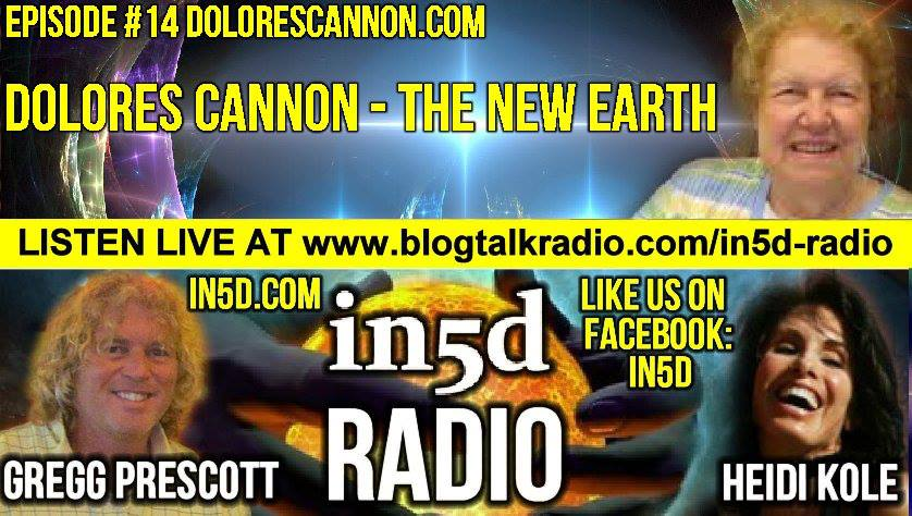 In5D Radio Dolores Cannon - The New Earth Episode 14