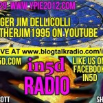 In5D Radio – Astrologer Jim Dellicolli aka PantherJim1995 Episode 28