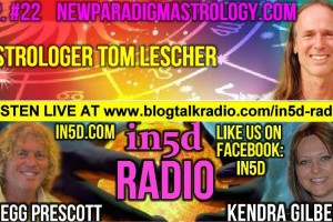 In5D Radio Astrologer Tom Lescher – Episode #22