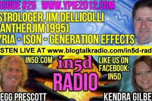 In5D Radio – Astrologer Jim Dellicolli aka PantherJim1995 Episode 25