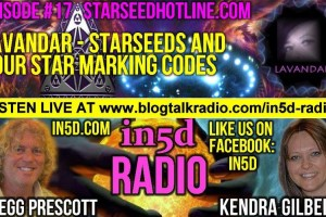 In5D Radio – Lavandar – Walk-Ins, Starseeds And Your Star Marking Codes Ep. 17