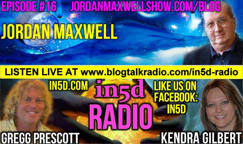 In5D Radio - Jordan Maxwell - Do Your Homework! Episode 16