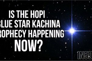 Is The Hopi Blue Star Kachina Prophecy Happening NOW?