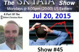 Dr Simon Atkins –  September October 2015 Market Crash Get Out Your Money