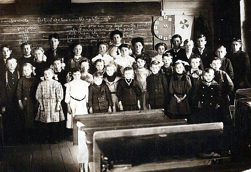 8th Grade Test From 1912 Shows How Far American Education Has Been Dumbed Down; Can You Take It?